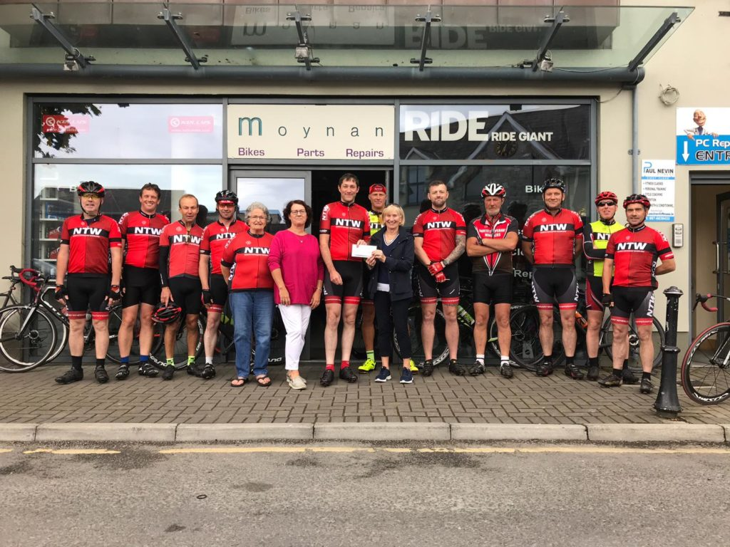 North Tipperary Wheelers, Cycling in Nenagh since 1987